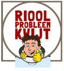 Riool verstopt
